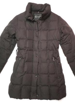 Натуральный пуховик куртка италия,супер комфорт