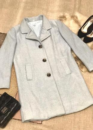 Шикарное кашемировое пальто