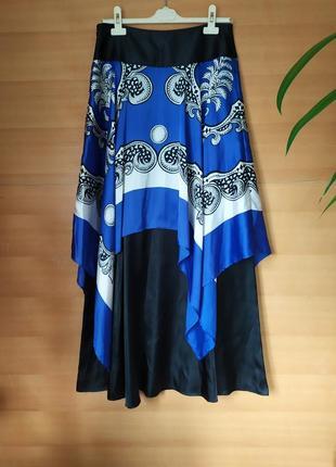 Оригинальная длинная юбка mango suit