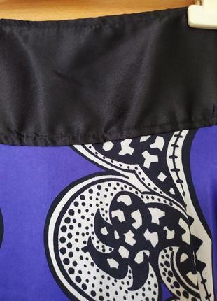 Оригинальная длинная юбка mango suit4 фото