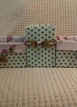 Органайзеры набор коробок для хранения