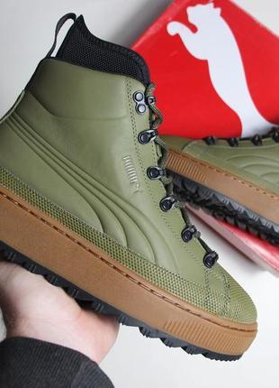 Ботинки puma the ren boot,оригинал