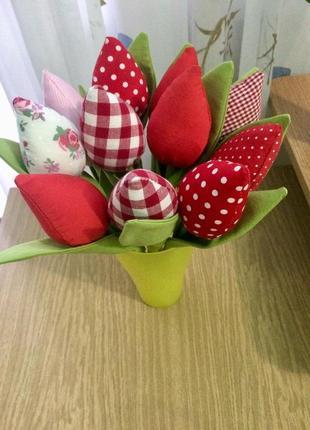 Тюльпаны на подарок