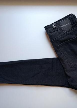 Зауженные джинсы bershka denim