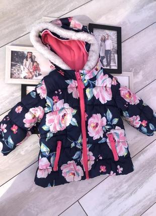 Куртка carter's 12-18 месяцев