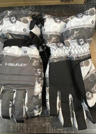 Горнолыжные перчатки head