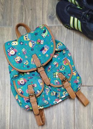 Рюкзак с совами 🦉