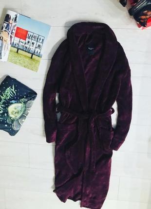 Тёплый халат new look .