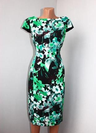 Красивое платье футляр next, сост. нового. размер 12. сток!