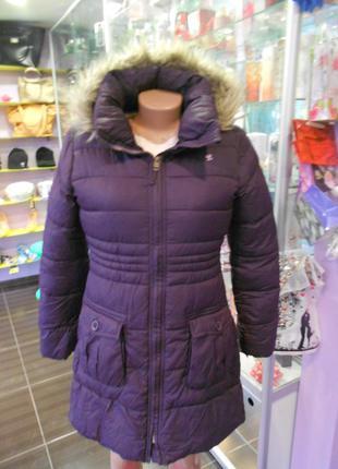 Теплое зимнее пальто1