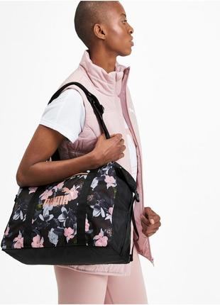 Новая сумка puma wmn core seasonal duffle bag