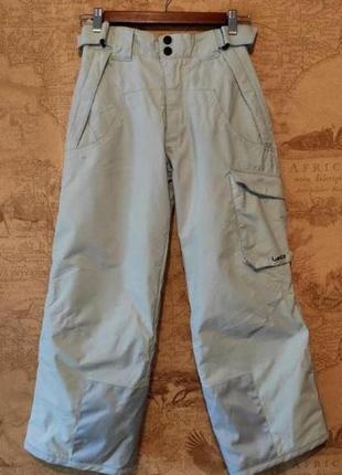 Подростковые лыжные/сноубордические штаны фирмы wedze