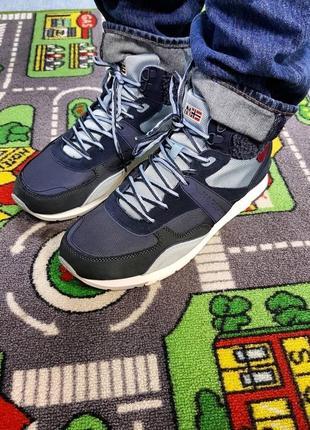 Мужские зимние ботинки кроссовки  napapijri