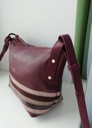 Фірмова англійська сумка кросбоді radley!!! оригінал!!3 фото