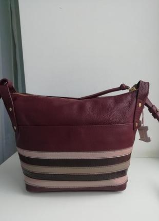 Фірмова англійська сумка кросбоді radley!!! оригінал!!5 фото