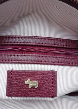 Фірмова англійська сумка кросбоді radley!!! оригінал!!8 фото