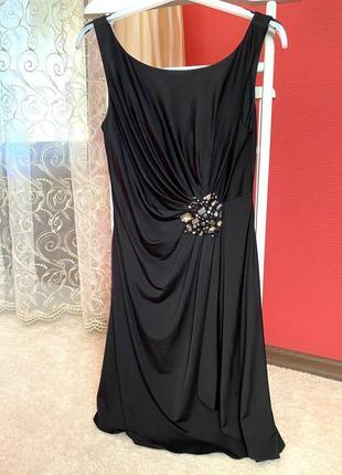 Нарядное коктейльное платье blumarine, италия.