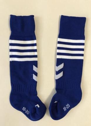 Футбольные носки hummel (размер 18-20)