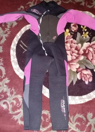 Детский гидрокостюм c-skins2 фото