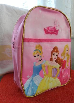 Детский рюкзак disney princess