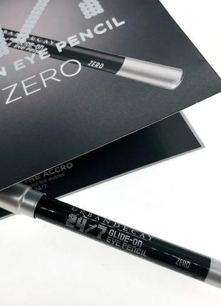 Карандаш для глаз urban decay - 24/7 glide on eye pencil