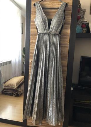 Сукня вечірня вечернее платье в пол