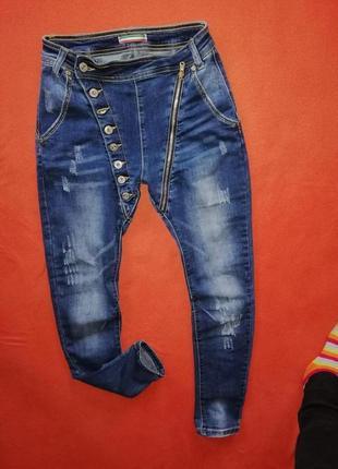 Красивые женские джинсы скинни xs в прекрасном состоянии