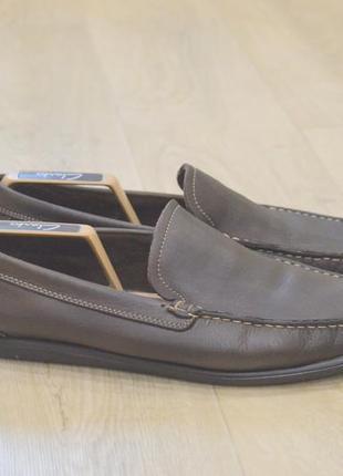 Borelli мужские мокасины туфли кожа