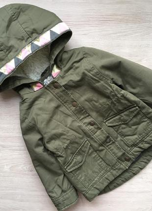Парка, куртка, демисезонная куртка