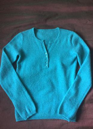 Мягенький кашемировый свитерок caroll