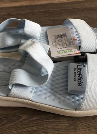 Crocs literide сандали босоножки5 фото