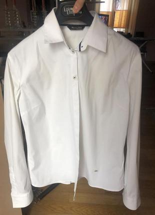 Рубашка классическая из коттона