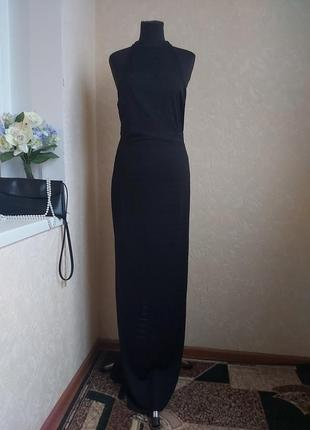 Эффектное платье с шикарной спинкой lipsy