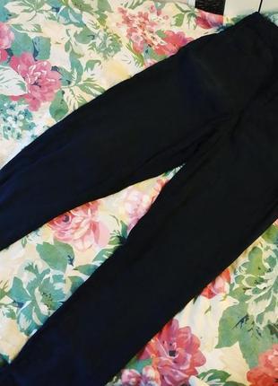 Черные джинсы bershka