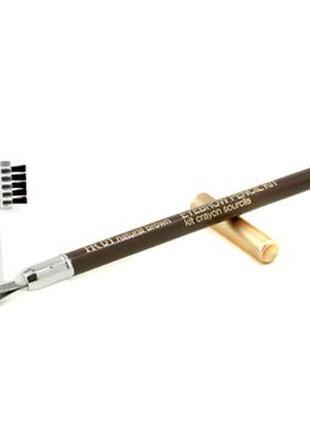 Карандаш для бровей helena rubinstein eyebrow pencil 01 natural brown надбит