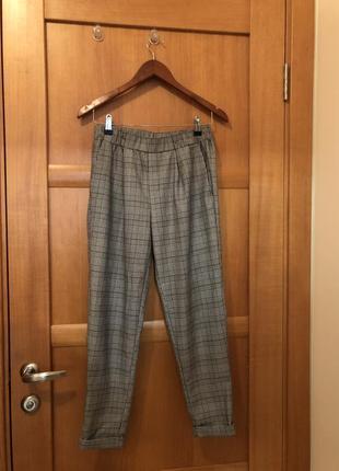 Клетчатые брюки tally weijl