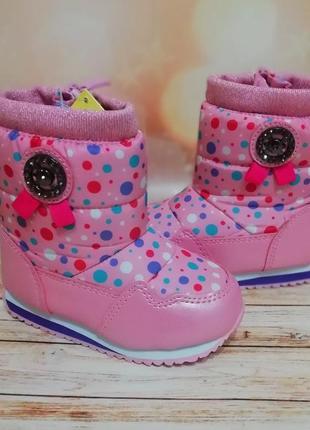 Зимняя обувь бренда tom.m