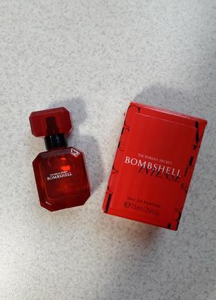 Парфюмированная вода bombshell intense victoria's secret 7.5 ml