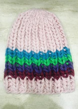 Веселая шапка zara accessorize