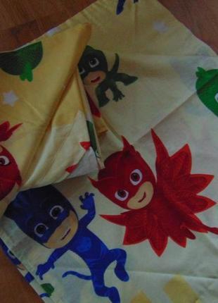 Комплект постельного белья двуспальный 100% хлопок