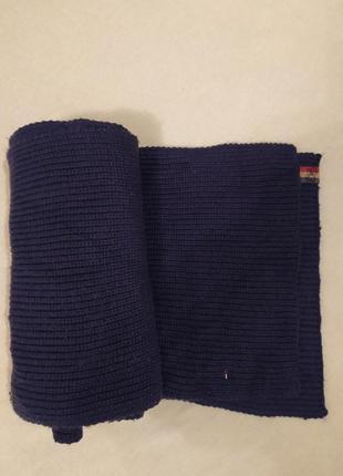Длинный шарф от  tommy hilfiger