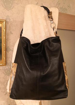 Роскошная большая сумка bel monte
