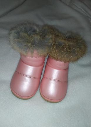 Ботинки угги черевики