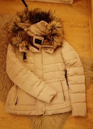 Zara куртка утепленая