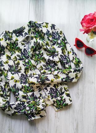 Пиджак летний легкий яркий