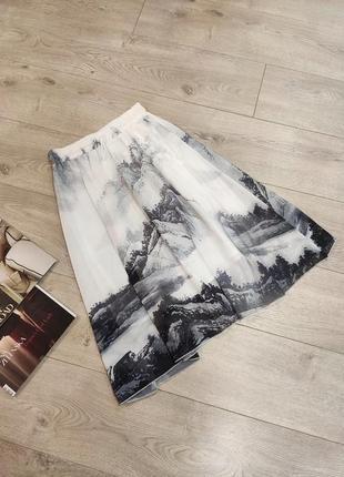 👠 миди юбка / xs - s size