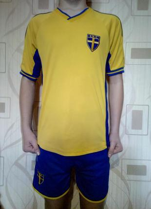 Футбольный костюм (летний)