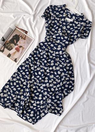 Сукня міді шовк