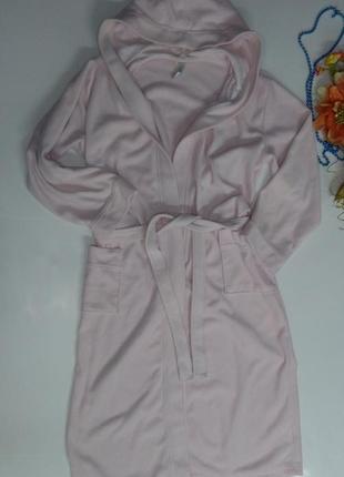 Женский флисовый халат lindex размер 48