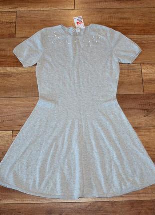 Платье, туника новое стильное h&m 164-170 см 14-16 лет